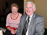 Michael and Josie Smith Duleek pictured at Vincent Ludlow's 50th birthday in the Star and Crescent. Photo: Colin Bell/pressphotos.ie