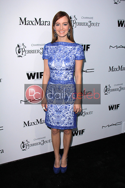 Ahna O'Reilly<br />