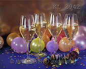 Interlitho, Alberto, STILL LIFES, photos, 4 glasses baloons(KL2942,#I#) Stilleben, naturaleza muerta