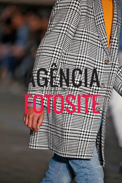 Paris, Franca &ndash; 06/2014 - Desfile de Alexandre Matiussi durante a Semana de moda masculina de Paris - Verao 2015. <br /> Foto: FOTOSITE