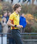 ZEIST-   Scheidsrechter Maurits van den Wall Bake promotieklasse hockey heren, Schaerweijde-Hurley (4-0)  COPYRIGHT KOEN SUYK