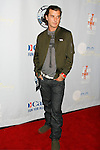 "SAN PEDRO, CA. - March 26: Gavin Rossdale arrives at the ""One Splendid Evening"" sponsored by Carnival Cruise Lines and benefiting VH1 Save The Music held on the Carnival Splendor at Port Of Los Angeles on March 26, 2009 in San Pedro, California."