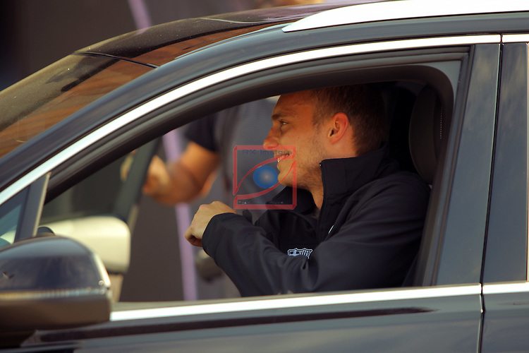AUDI Premium Partner del FC Barcelona.<br /> Jasper Cillessen.