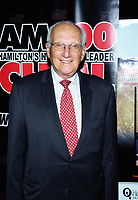 "12 June 2012 - Hamilton, Ontario, Canada.  Executive vice-president for the Trump Organization and Donald Trump's right-hand man on ""The Apprentice"", George H. Ross at charity event dinner at Liuna Station . Photo Credit: Brent Perniac/AdMedia"