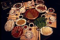 Mongolischer Feuertopf, Hongkong, China