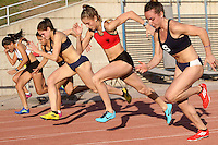 Atletismo 2014 Meeting Santiago