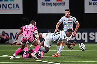 Virimi Vakatawa of Racing during the Top 14 match between Racing 92 and Stade francais at Paris La Defense Arena on May 5, 2019 in Nanterre, France. (Photo by Anthony Dibon/Icon Sport)