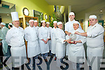 Team Beef  IT Tralee Winners of the Inaugural Dingle Culinary Pentathlon held last Friday.  Pictured front right Louise Brosnan, Linda O'Connor, Mark Harnett, Brian Ferriter Back Left Team Coach Mark Murphy with Runners Up Caroline Griffin, Breda Barron, Michael McCarthy, Shane Kenny, Deirdre O'Byrne