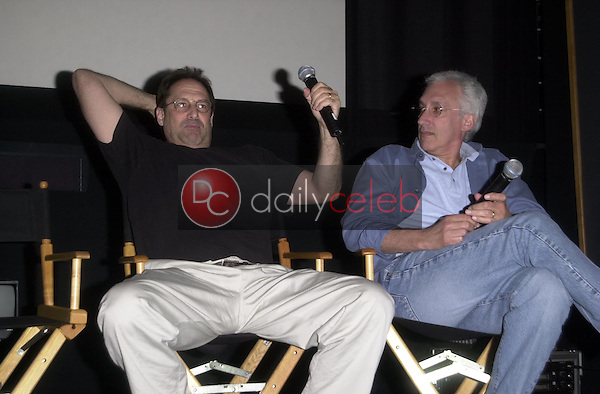 David Milch and Bill Brochtrup
