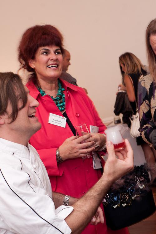 2011 SA Food Awards Launch at th Jam factory. The Art of Food.