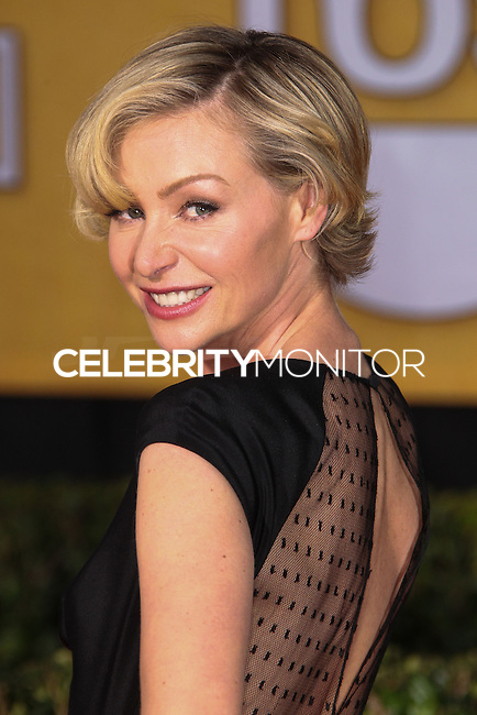 LOS ANGELES, CA - JANUARY 18: Portia de Rossi at the 20th Annual Screen Actors Guild Awards held at The Shrine Auditorium on January 18, 2014 in Los Angeles, California. (Photo by Xavier Collin/Celebrity Monitor)