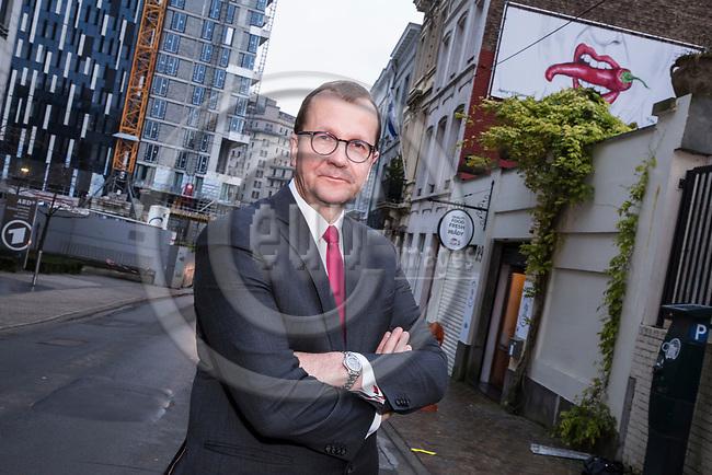 BELGIUM - Brussels - 19 December 2017 -- Pekka PESONEN, Secretary General of COPA - COGECA. -- PHOTO: Juha ROININEN / EUP-IMAGES