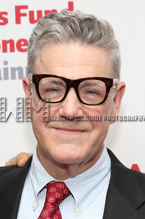 Jonathan Freeman attends The Actors Fund Annual Gala at the Marriott Marquis on 5/8//2017 in New York City.