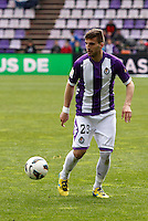 Real Valladolid´s Valdet Rama during match of La Liga 2012/13. 31/03/2013. Victor Blanco/Alterphotos /NortePhoto