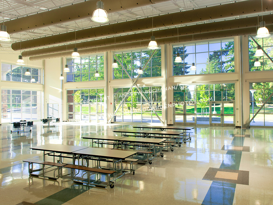 Spanaway Lake High School addition, Spanaway, WA