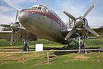 Vickers Valetta C2 Norfolk  Suffolk aviation museum Flixton Bungay England.