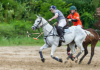 The 'Challenge des Grandes Ecoles' polo matches at the Polo Club de Chantilly at Apremont, close to Chantilly, in the Oise department of Picardy, approximately 40k (25 miles) to the north east of Paris. An initiative of Dan Deville, president of the Association des Grandes Ecoles, Ecoles et Université de France. The Polo Club consists of 205 hectares and, during the polo season, houses 500 polo ponies. Chantilly is famous for the Château de Chantilly, home to the princes of Condé, cousins of the kings of France from the 17th to 19th centuries, and is well known for its horse racing and as the home of the Living Museum of the Horse. Saturday 26th April 2014.