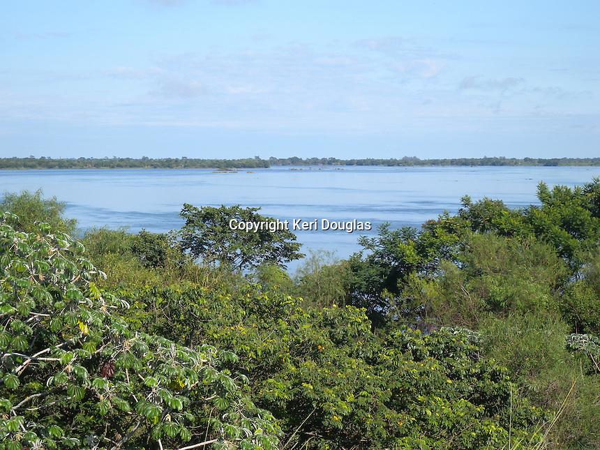 Yacreta National Park, Rio Parana, Ayola, Paraguay, water, river Paraguay urban, rural and indigenous communities