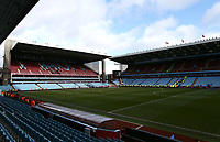 General View of Aston Villa's, Villa Park before the match against Birmingham City. <br /> <br /> Photographer Leila Coker/CameraSport<br /> <br /> The EFL Sky Bet Championship - Aston Villa v Birmingham City - Sunday 11th February 2018 - Villa Park - Birmingham<br /> <br /> World Copyright &copy; 2018 CameraSport. All rights reserved. 43 Linden Ave. Countesthorpe. Leicester. England. LE8 5PG - Tel: +44 (0) 116 277 4147 - admin@camerasport.com - www.camerasport.com