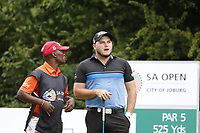 Zander Lombard (RSA) during the 2nd round of the SA Open, Randpark Golf Club, Johannesburg, Gauteng, South Africa. 7/12/18<br /> Picture: Golffile | Tyrone Winfield<br /> <br /> <br /> All photo usage must carry mandatory copyright credit (&copy; Golffile | Tyrone Winfield)