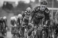 Wesley Kreder (NED/Wanty-Groupe Gobert)<br /> <br /> 1st Dwars door West-Vlaanderen 2017 (1.1)