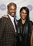 Billy Porter and Mj Rodriguez attends the 34th Annual Artios Awards at Stage 48 on January 31, 2019 in New York City.