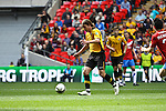 LONDON, ENGLAND - MAY 12: Sam Foley of Newport during the FA Trophy Final match between York City and Newport County at Wembley Stadium on (Photo by Dave Horn - Extreme Aperture Photography)