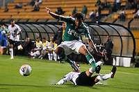 SAO PAULO, SP 12 JULHO 2013 - PALMEIRAS X ABC - RN - O jogador Vinícius durante lance da partida de Palmeiras x ABC - RN, no Estádio do Pacaembú, em São Paulo. foto: Paulo Fischer/Brazil Photo Press.