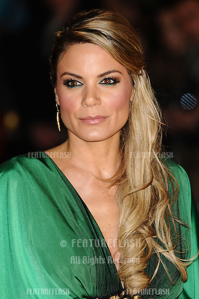 Charlotte Jackson arriving for the World Premiere of Gambit, at the Empire Leicester Square, London. 07/11/2012 Picture by: Steve Vas / Featureflash
