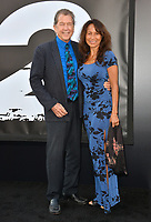 Tony Eldridge &amp; Guest at the premiere for &quot;The Equalizer 2&quot; at the TCL Chinese Theatre, Los Angeles, USA 17 July 2018<br /> Picture: Paul Smith/Featureflash/SilverHub 0208 004 5359 sales@silverhubmedia.com