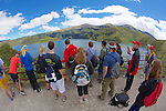 CSBSJU Group, Cuicocha Crater Lake