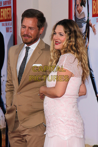 HOLLYWOOD, CA - May 21: Will Kopelman, Drew Barrymore at the &quot;Blended&quot; Premiere, Chinese Theater, Hollywood,  May 21, 2014.  <br /> CAP/MPI/JO<br /> &copy;Janice Ogata/MediaPunch/Capital Pictures