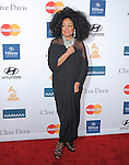 Diana Ross attends the Annual Clive Davis & The Recording Company Pre-Grammy Gala held at The Beverly Hilton in Beverly Hills, California on February 11,2011                                                                               © 2012 DVS / Hollywood Press Agency