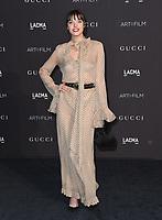 03 November 2018 - Los Angeles, California - Eva Dolezalova. 2018 LACMA Art + Film Gala held at LACMA.  <br /> CAP/ADM/BT<br /> &copy;BT/ADM/Capital Pictures