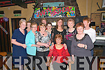 Birthday Party : Rita Hannon, Listowel celebrating her birthday with family & friends at McCarthy's Bar , Finuge on Saturday night last, L- R Margaret Brown, Eileen Lynch, Betty Woulfe, Nora Somers, Mary Somers, Helen Keane, Rita Hannon in front, Sandra Watson, Eileen Worster, Joan Maloney & Joan Maloney