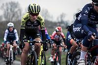 Omloop Het Nieuwsblad 2019<br /> Women's Elite Race<br /> 1 day race: Gent - Ninove (BEL)