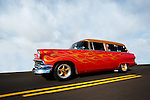 Classic 1956 Ford Station Wagon