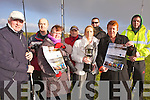 NAME AWAITED.SHOW: Announcing details of the Ballybunion Angling and Marine Show which will take place in March, l-r: Mike Enright, Pat Tobin, Marie Rohan, Jim Enright, Maura Hanrahan, John Heffernan, Kate McSherry, (NAME)