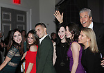 Attendees with Ashley Wagner, Adam Rippon, Tina and Terry Lundgren - Figure Skating in Harlem celebrates 20 years - Champions in Life benefit Gala on May 2, 2017 in New York City, New York. (Photo by Sue Coflin/Max Photos)