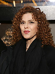 Bernadette Peters attends the Broadway Opening Night of 'Lillian Helman's The Little Foxes' at the  Samuel J. Friedman Theatre on April 19, 2017 in New York City