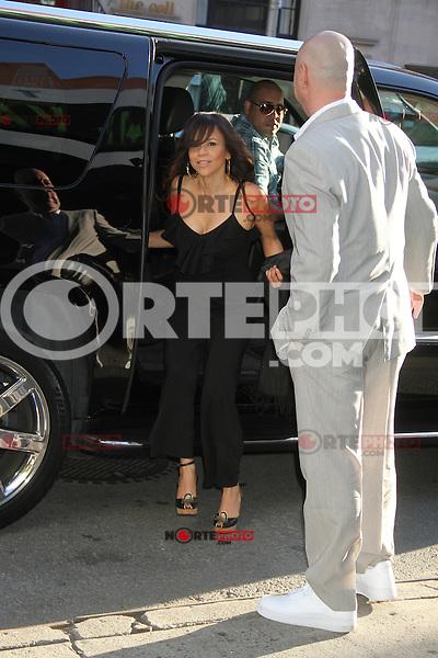 June 27, 2012  Rosie Perez at the special screening of Universal Pictures' Savages at the SVA Theater in New York City. © RW/MediaPunch Inc *NORTEPHOTO*COM*<br /> **SOLO*VENTA*EN*MEXICO**<br /> **CREDITO*OBLIGATORIO** <br /> *No*Venta*A*Terceros*<br /> *No*Sale*So*third*<br /> *** No Se Permite Hacer Archivo**
