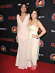 Rosario Dawson and America Ferrera attends The  Cesar Chavez Los Angeles Premiere held at TCL Chinese Theatre in Hollywood, California on March 20,2014                                                                               © 2014 Hollywood Press Agency