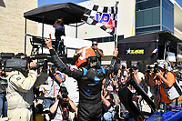 IMSA WeatherTech SportsCar Championship<br /> Advance Auto Parts SportsCar Showdown<br /> Circuit of The Americas, Austin, TX USA<br /> Saturday 6 May 2017<br /> 10, Cadillac DPi, P, Ricky Taylor, Jordan Taylor<br /> World Copyright: Richard Dole<br /> LAT Images<br /> ref: Digital Image RD_COTA_17383