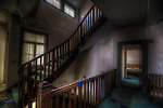 A abandoned hotel in the south of Germany