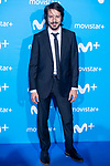 Marcel Borras attends to blue carpet of presentation of new schedule of Movistar+ at Queen Sofia Museum in Madrid, Spain. September 12, 2018. (ALTERPHOTOS/Borja B.Hojas)