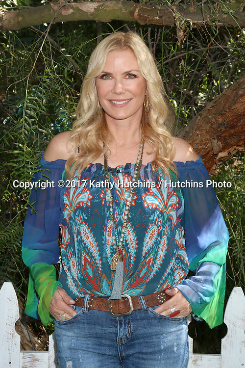 """LOS ANGELES - APR 14:  Katherine Kelly Lang at the """"Home and Family"""" Celebrates """"Bold and Beautiful's"""" 30 Years at Universal Studios Back Lot on April 14, 2017 in Los Angeles, CA"""