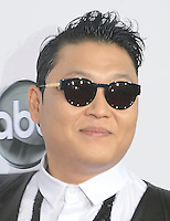 LOS ANGELES, CA - NOVEMBER 18: PSY at The 40th Annual American Music Awards at The Nokia Theater LA Live, in Los Angeles, California. November 18, 2012. Photo by: MPI99 / MediaPunch Inc NortePhoto