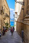 Via del Collegio, Ortigia, Sicily