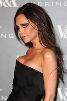 Victoria Beckham arriving for the Alexander McQueen: Savage Beauty Fashion Gala at the V&A, London. 12/03/2015 Picture by: Alexandra Glen / Featureflash