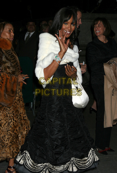 """The Color Purple"" Opening Night on Broadway - Afterparty..December 1, 2005 - The New York Public Library in..New York City..Niomi Cambell"